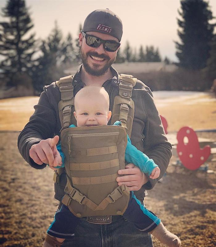 A Must Have For Any Tactical Parent The Mission Critical Baby