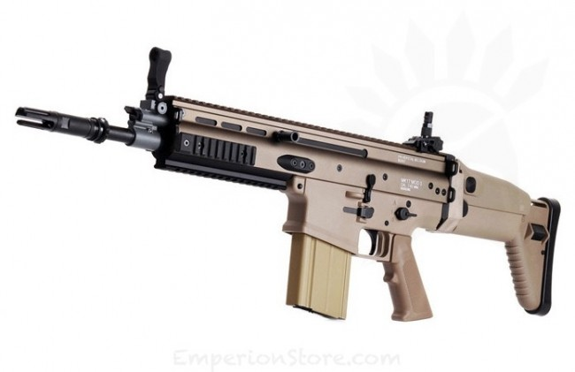 The Fn Scar 174 17s A Perfectly Viable Alternative To The Ar
